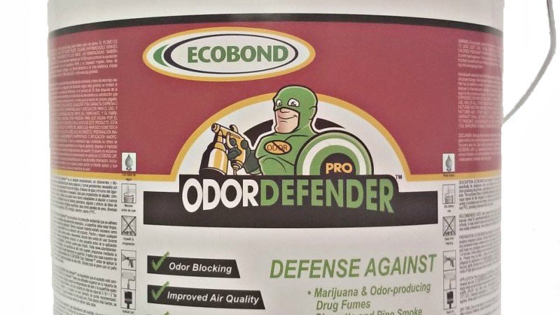 Behold: The First Paint Marketed to Cover Up Marijuana Smells