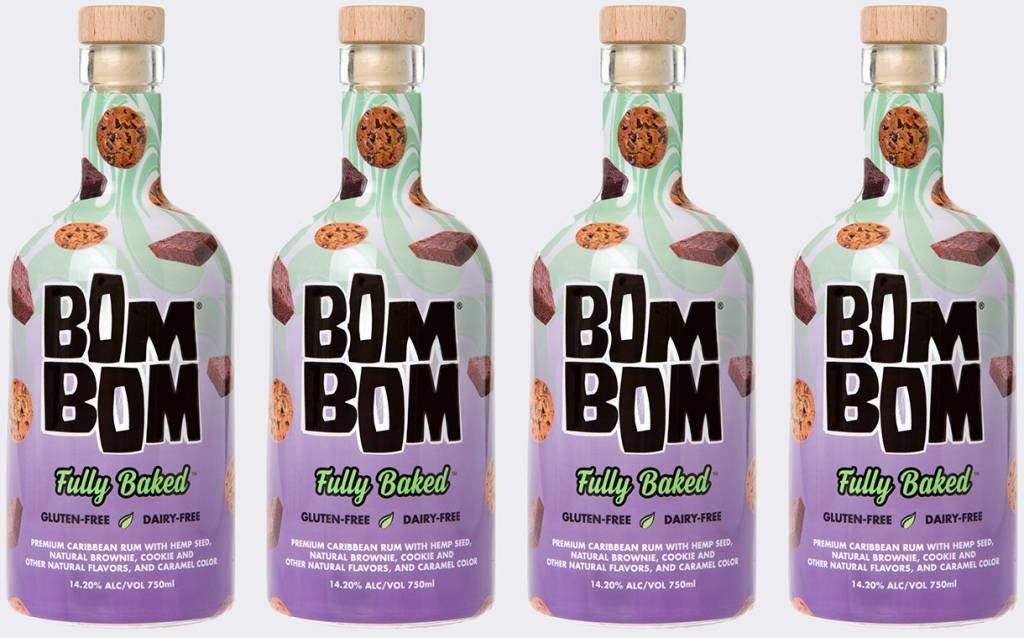 Bom Bom Brands introduces hemp milk-based alcoholic drink
