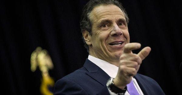 Gov. Cuomo Releases Report Backing Marijuana Legalization In New York