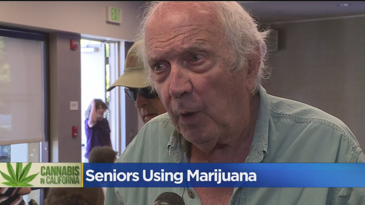 Joint Pain Relief: Elderly Turning To Cannabis As Treatment Option
