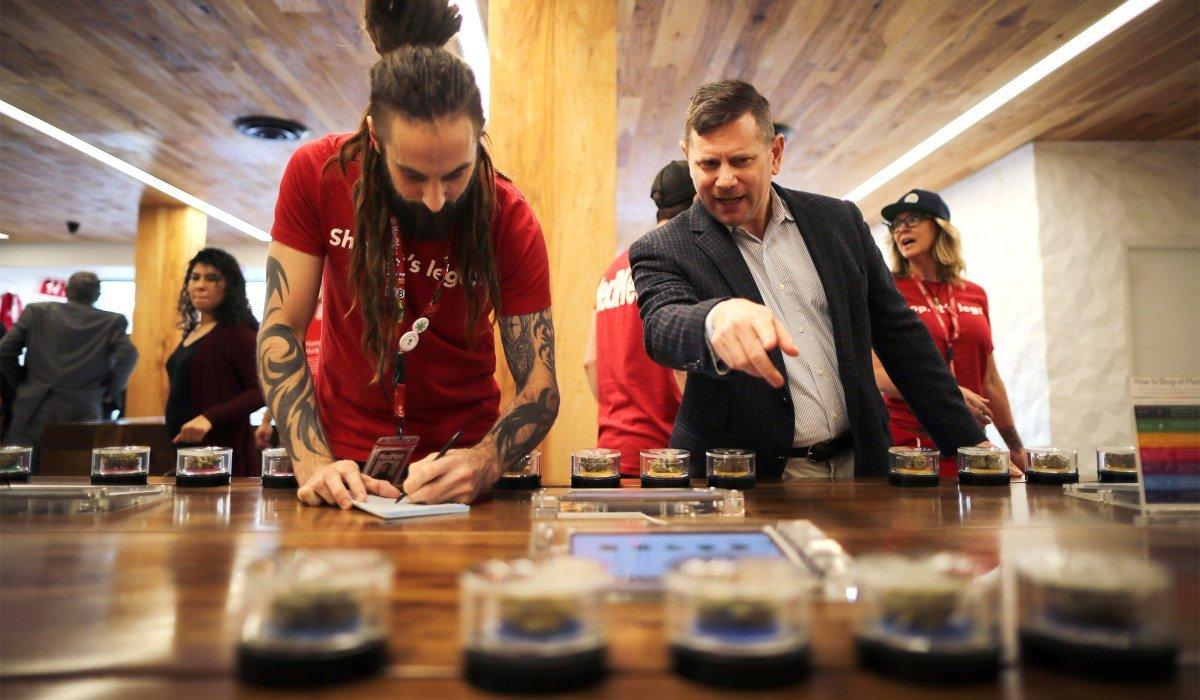 Marijuana STATES Act Would Fix Federal Pot Policy