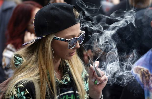 Marijuana use by Colorado teens is decreasing, federal report says
