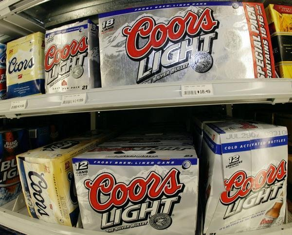 Molson Coors Makes Piss Water Beer, Is Waterdowned Marijuana in Canada Next?