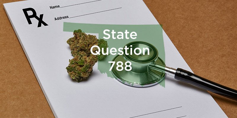 Oklahoma Voters Prepare to Vote for Medical Marijuana Legalization on Tuesday, June 26, 2018