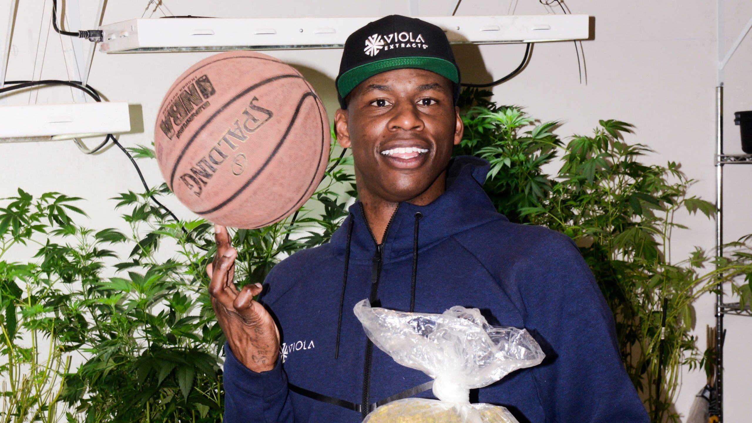 Really neat article about former professional athlete starting his own Marijuana company.