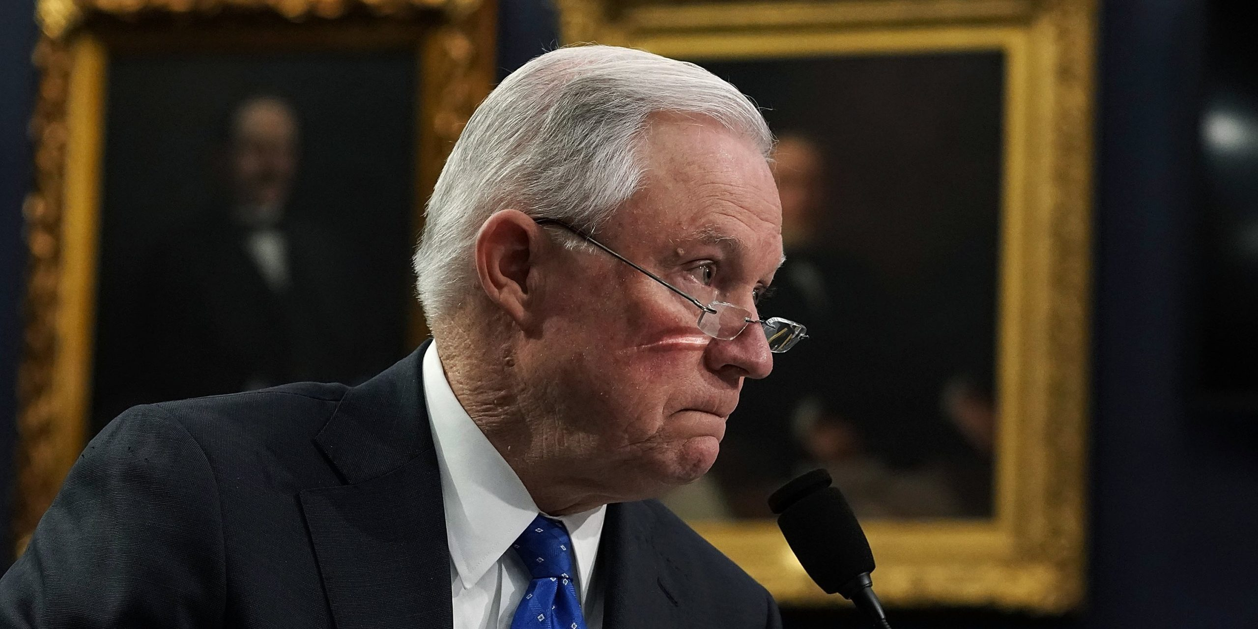 Sessions' Harsh Immigration Policy Is Taking Resources From The Drug War