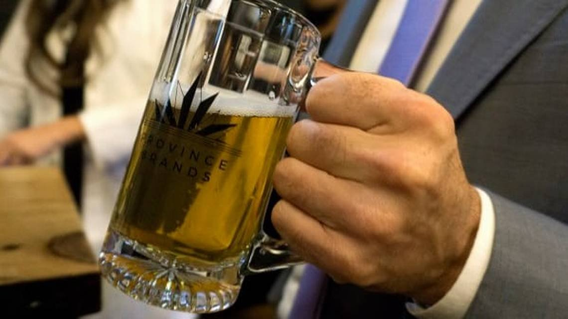 So, how high will this new marijuana beer get you? Five things to know