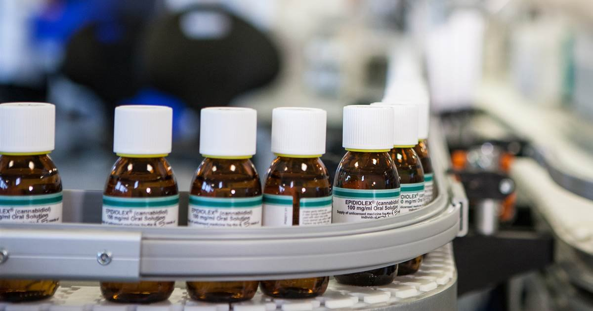 The Food and Drug Administration approved the first prescription cannabidiol medicine Monday to treat rare and severe forms of epilepsy.