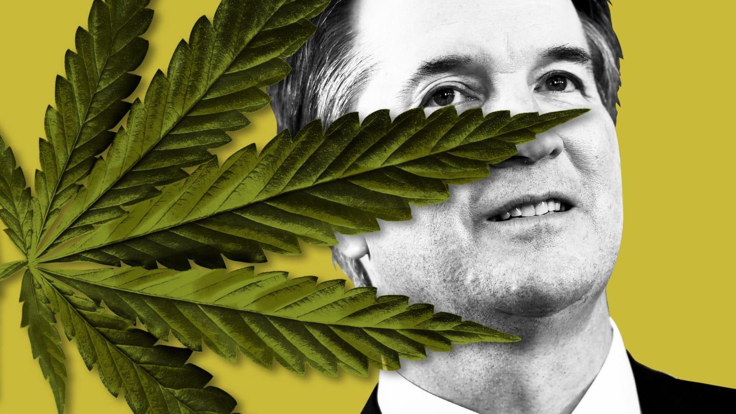 Wanna Beat Trump's Supreme Court Nominee? Focus on Marijuana