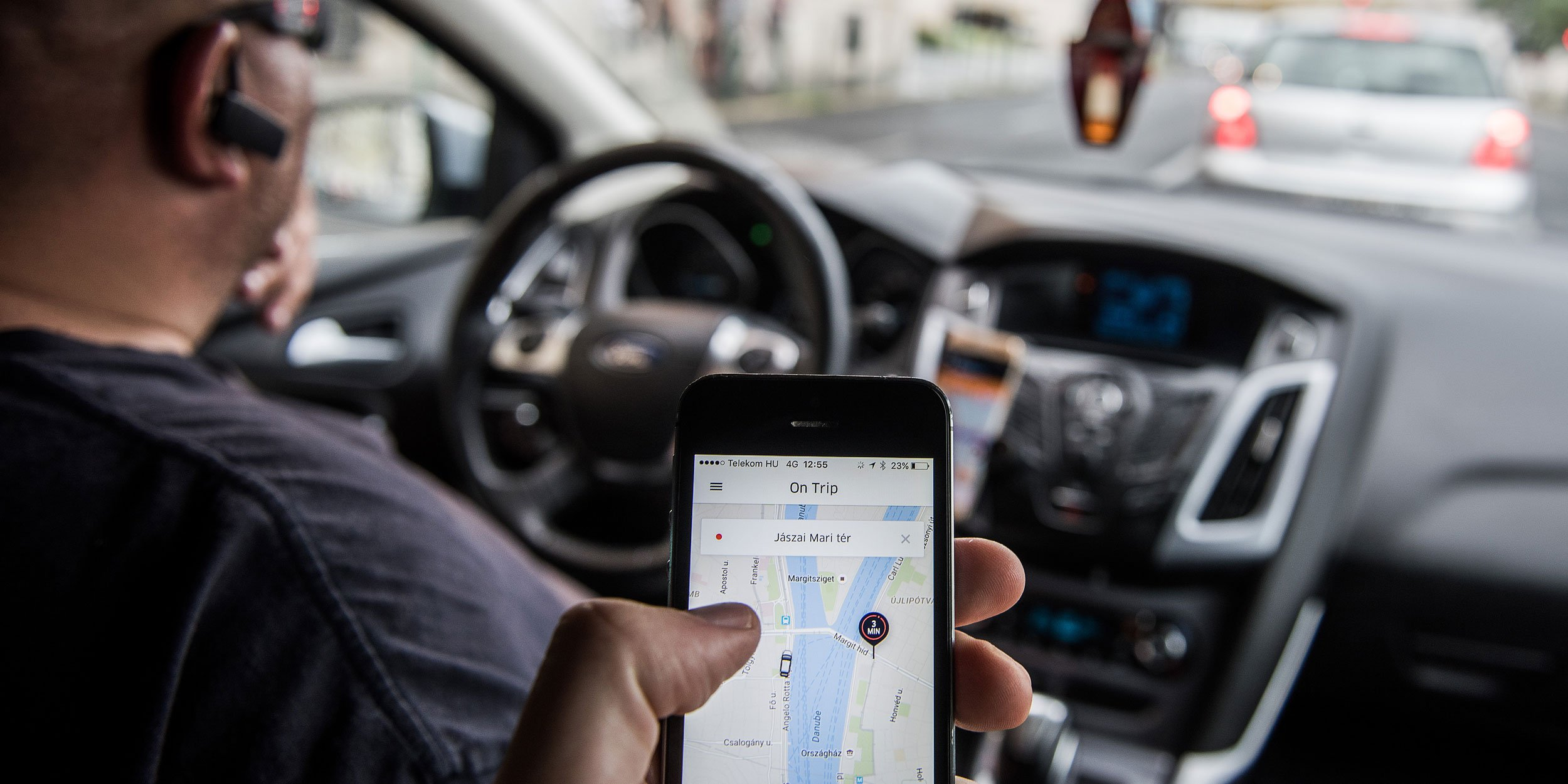 Your Uber Driver Can Secretly Report You On The App For Weed
