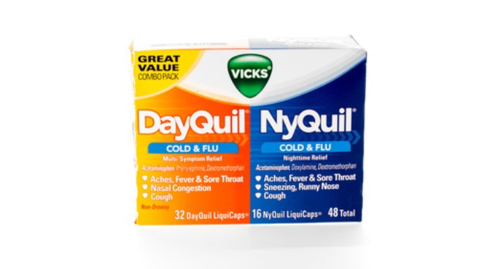 Bookmark This – Will Nyquil Show Up During A Screening?