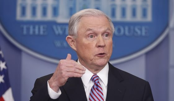 Jeff Sessions says he's 'surprised' Americans aren't embracing his anti-marijuana stance | urhealthinfo