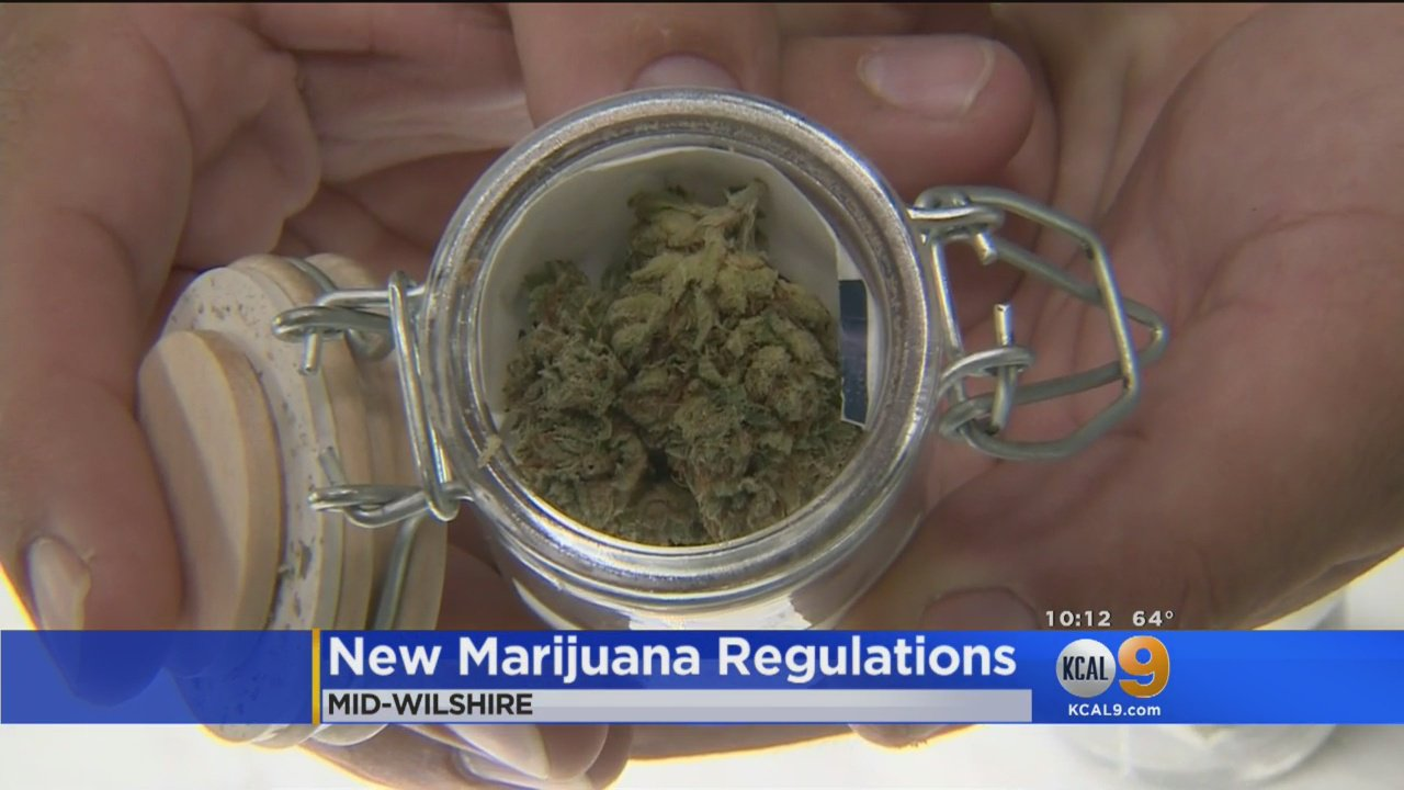 Marijuana Dispensaries Must Now Sell Products That Meet New State Standards