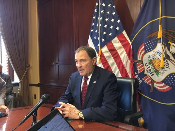 Medical marijuana opponents asked for Utah governor's help to fight ballot initiative. He refused.