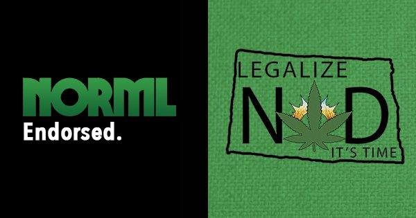 NORML Endorses North Dakota Legalization Ballot Measure