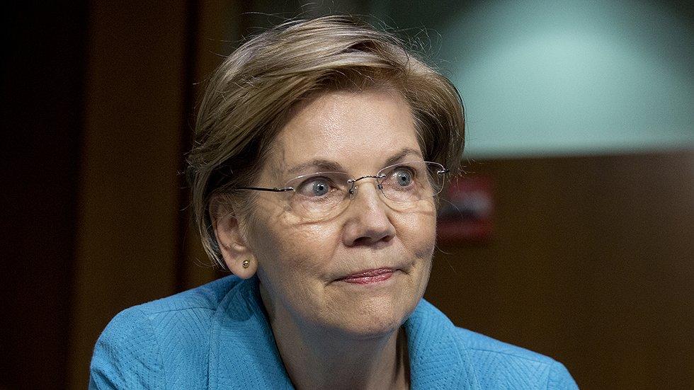 Warren: If Democrats take Senate, they'll vote on marijuana bill