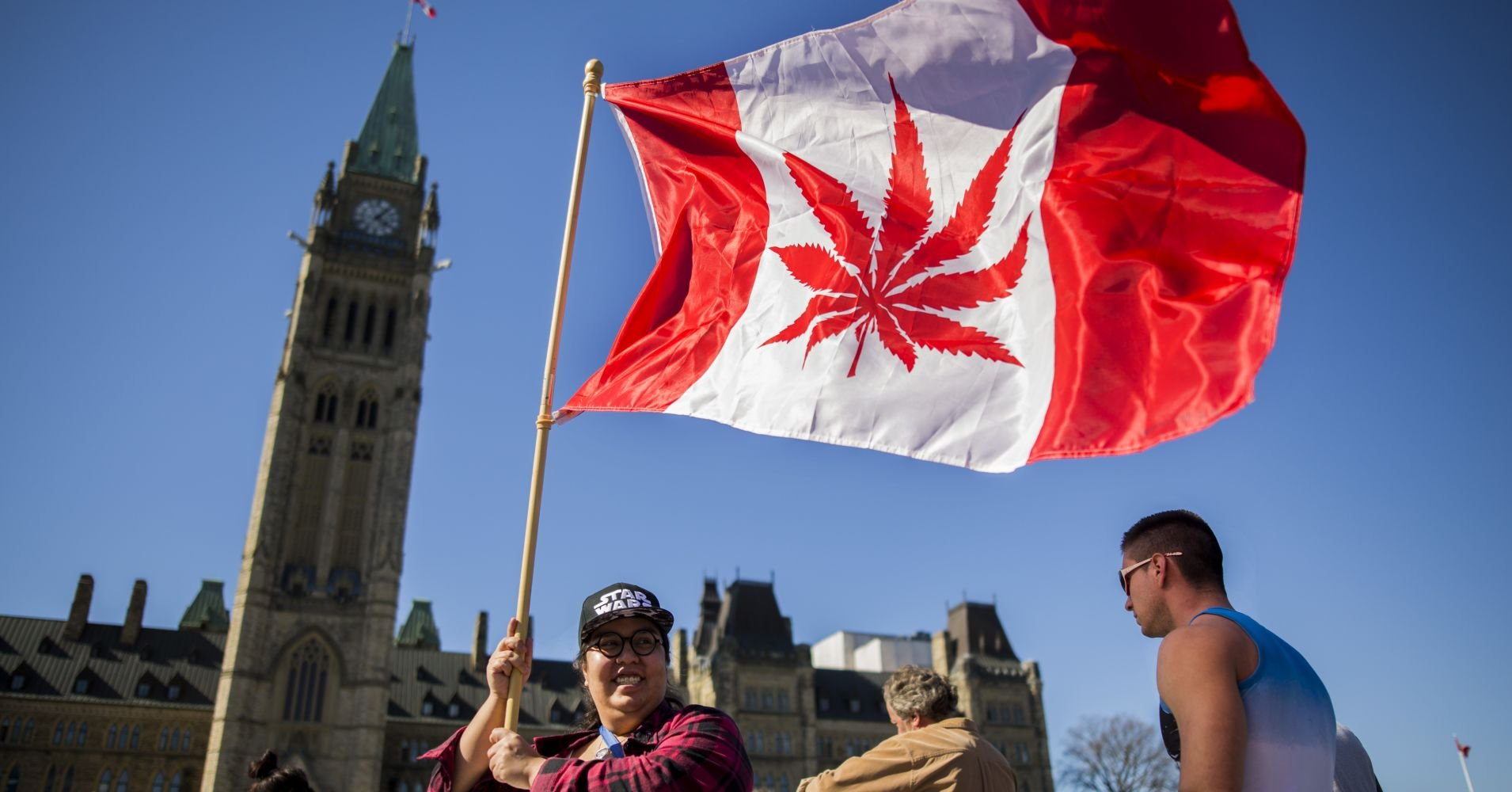 Eyes of the global marijuana industry are on Canada as it legalizes recreational use