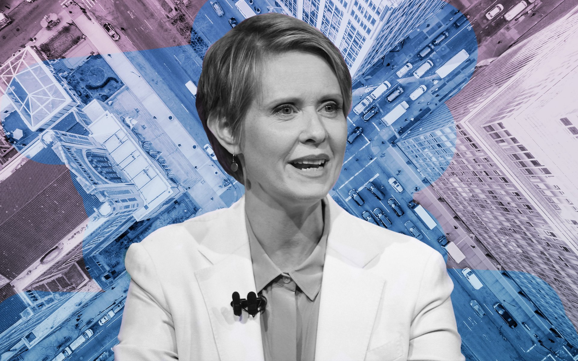 How Cynthia Nixon Changed the New York Cannabis Game | Leafly