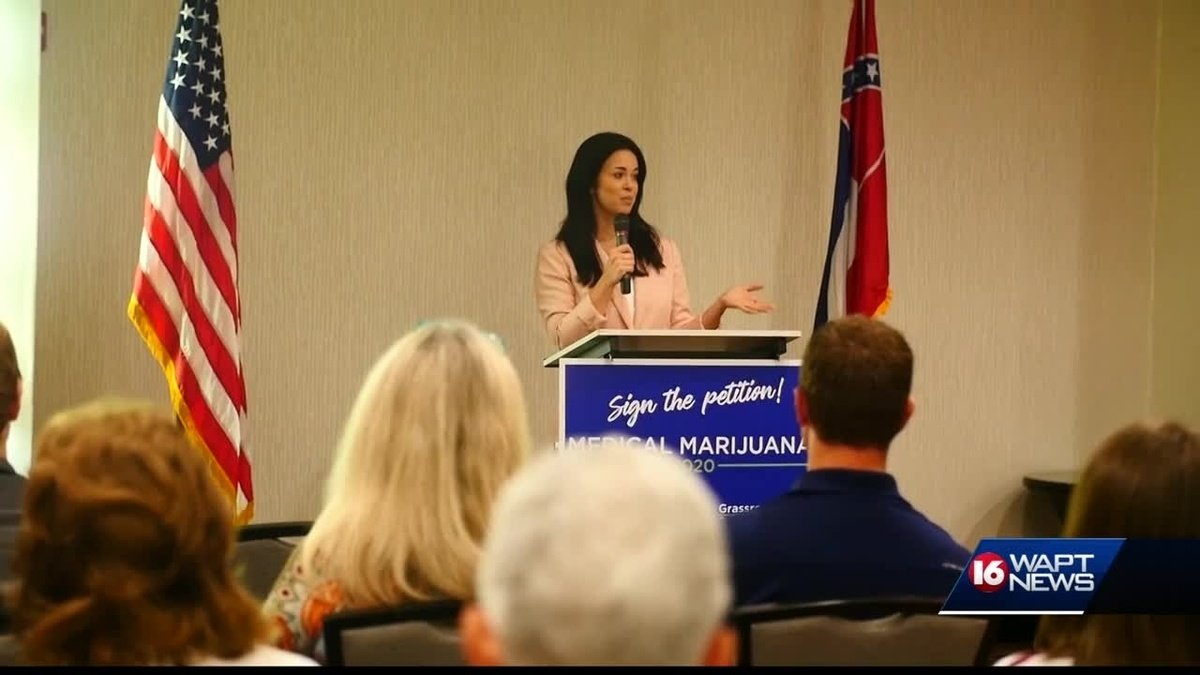 Mississippi activists have started a signature-gathering effort for a 2020 medical marijuana ballot initiative