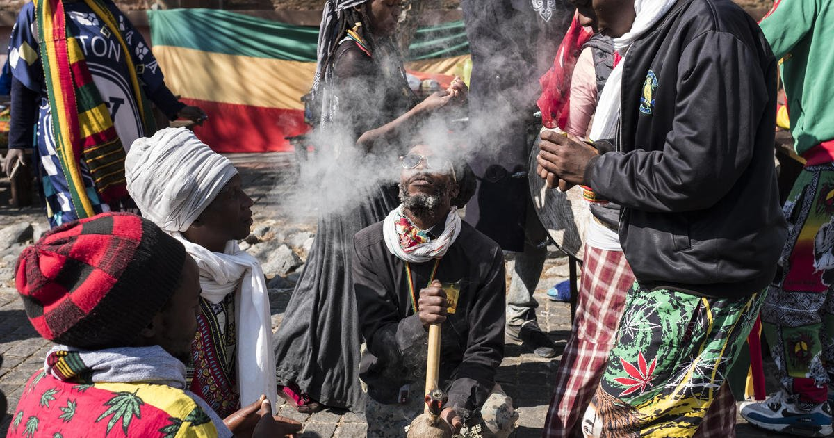 South Africa legalizes private marijuana use for adults