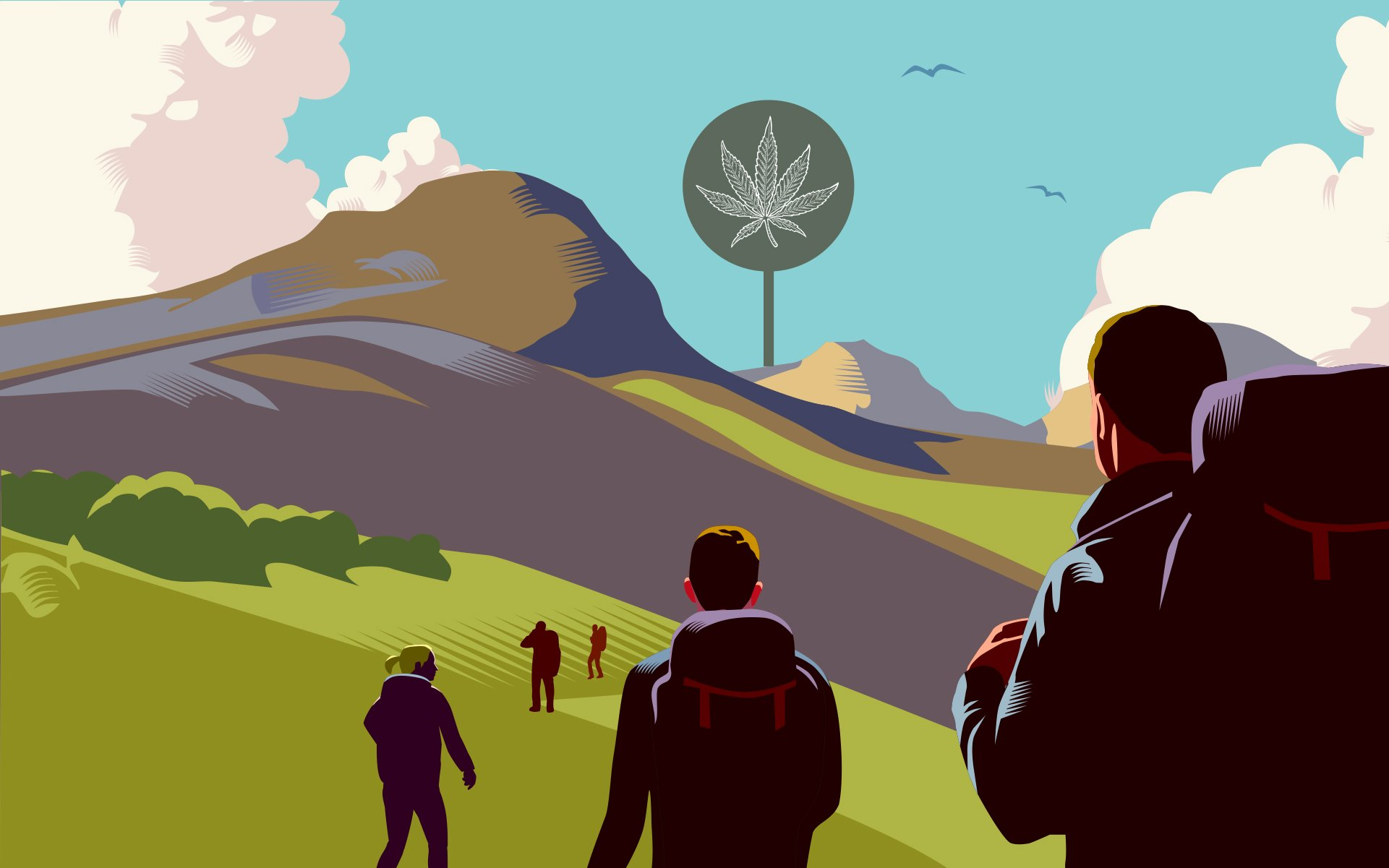 The Best Place to Smoke A Joint in Every Legal Cannabis State | Leafly