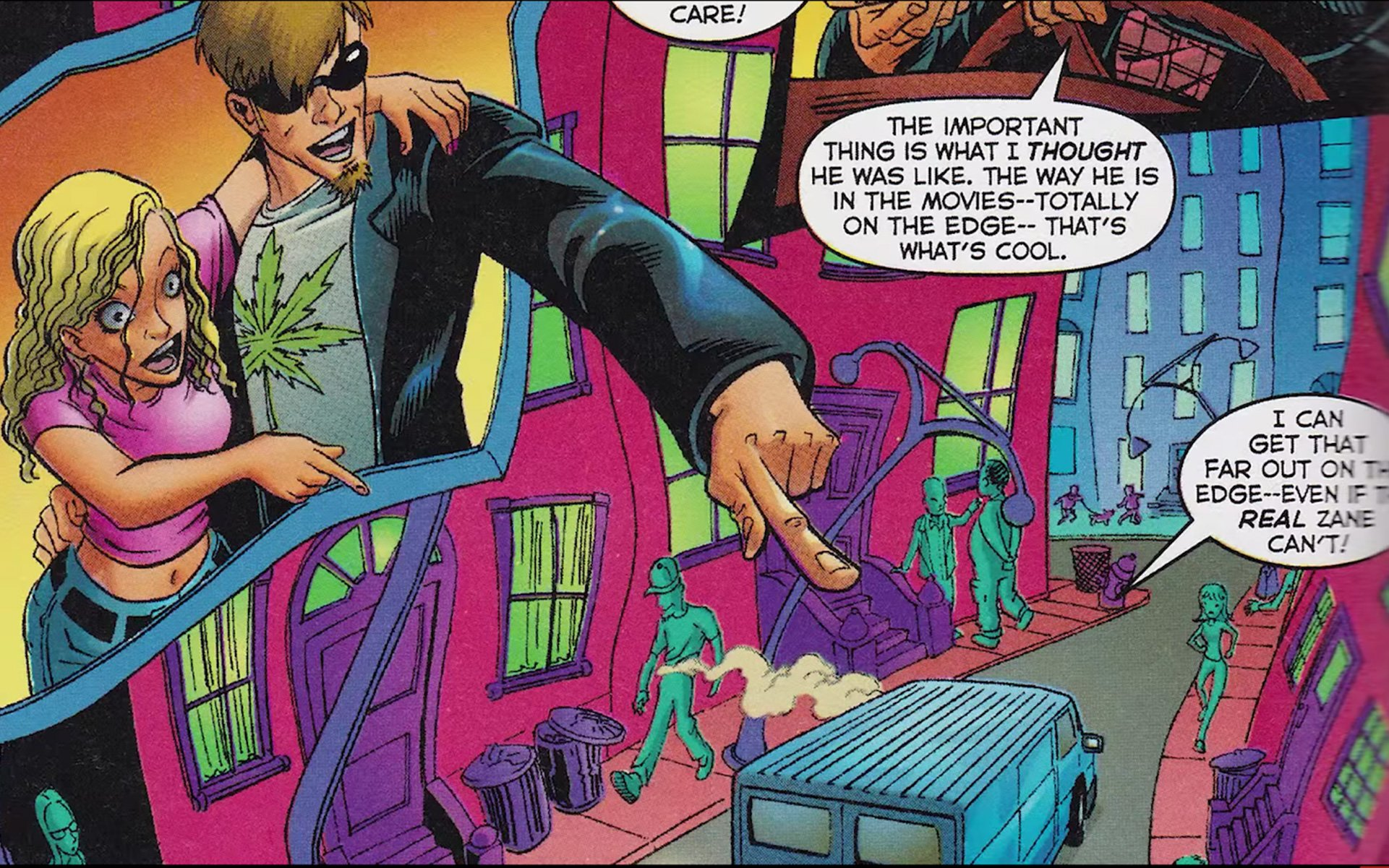 The White House and Spider-Man's Anti-Weed Comic, Fastlane | Leafly