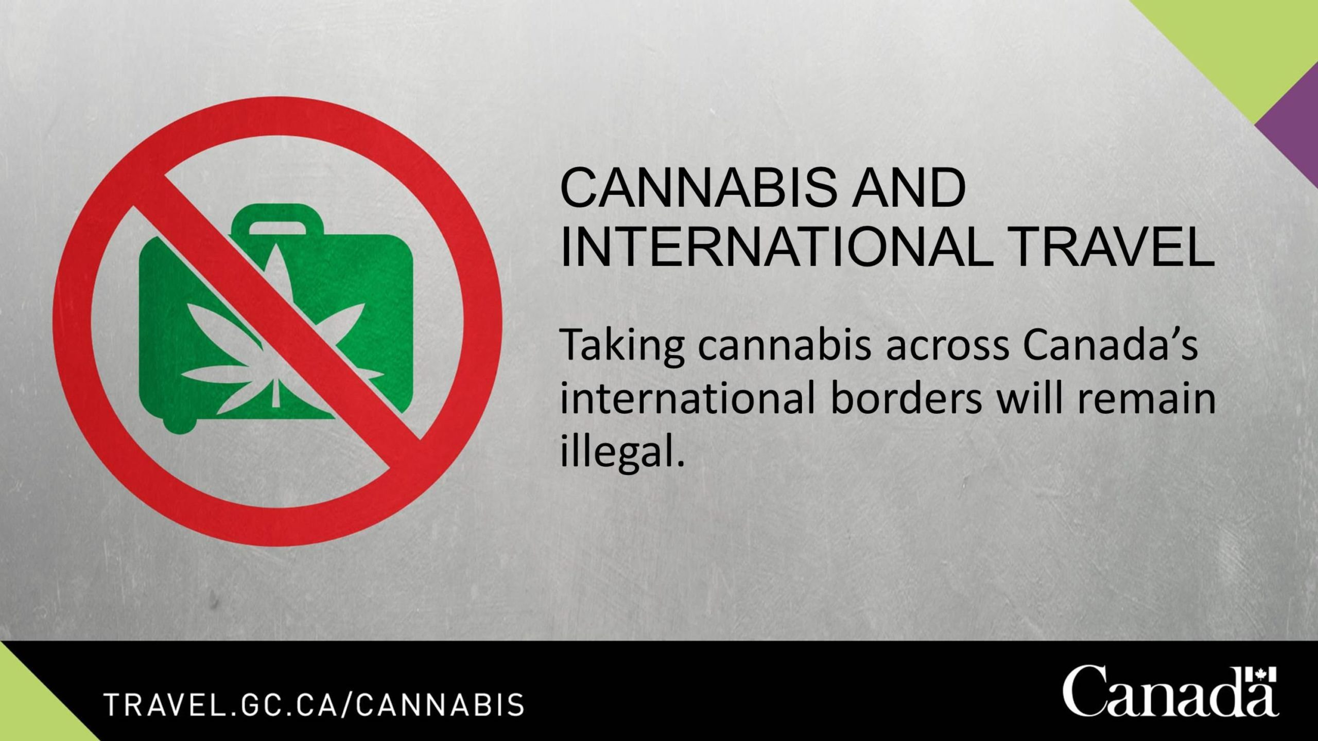 Canada legalization 2018: Will marijuana get Canadians banned from USA?