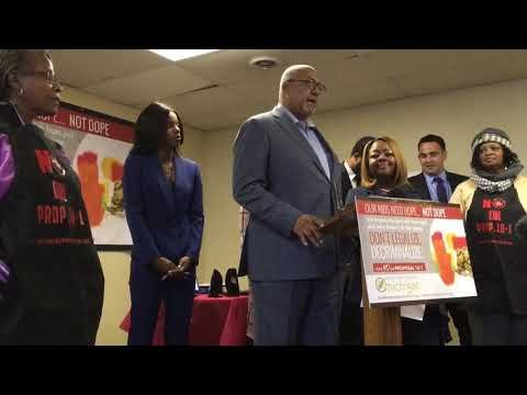 Detroit NAACP wants more black people in jail