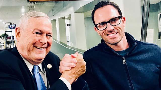 Encinitas Marijuana CEO Meets Trump, Sees Federal Legalization in 2019