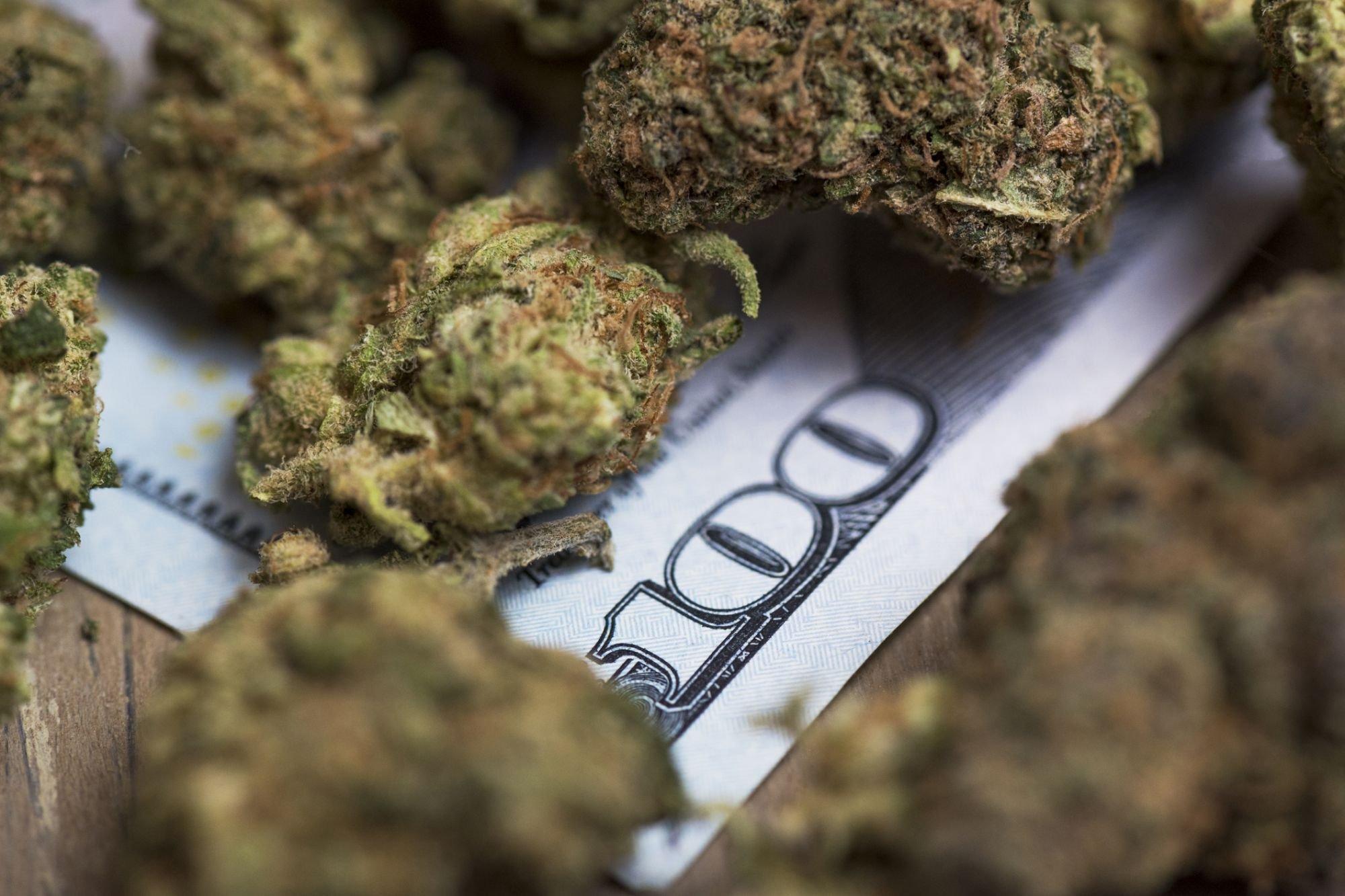 Nevada Rakes in $525 Million in Marijuana-Derived Taxes; Sales Generate Almost $1 Billion in Economic Benefits