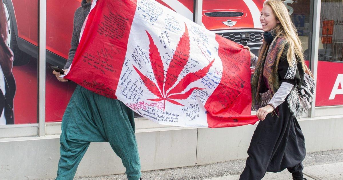 Pot Topics: Canada legalizes cannabis; Colorado pot sales top 1B