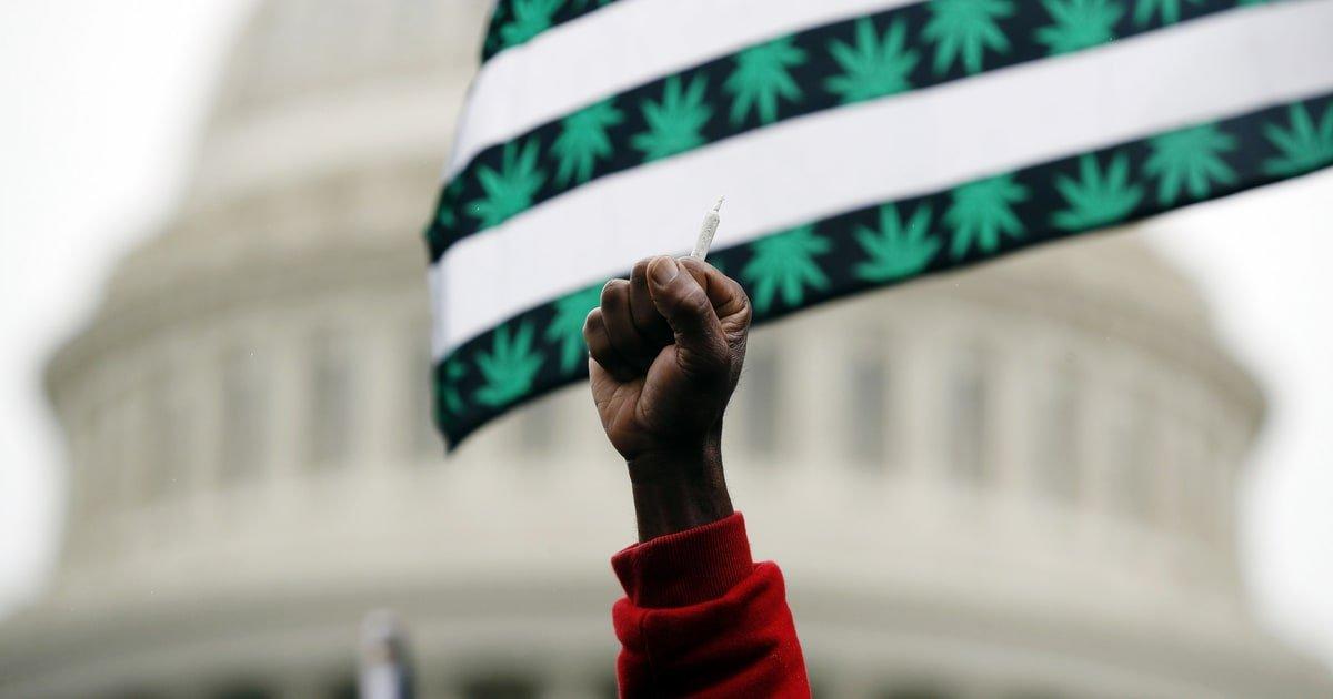 Pot for All: How Congress Is Trying to Make Weed Legal- rollingstone