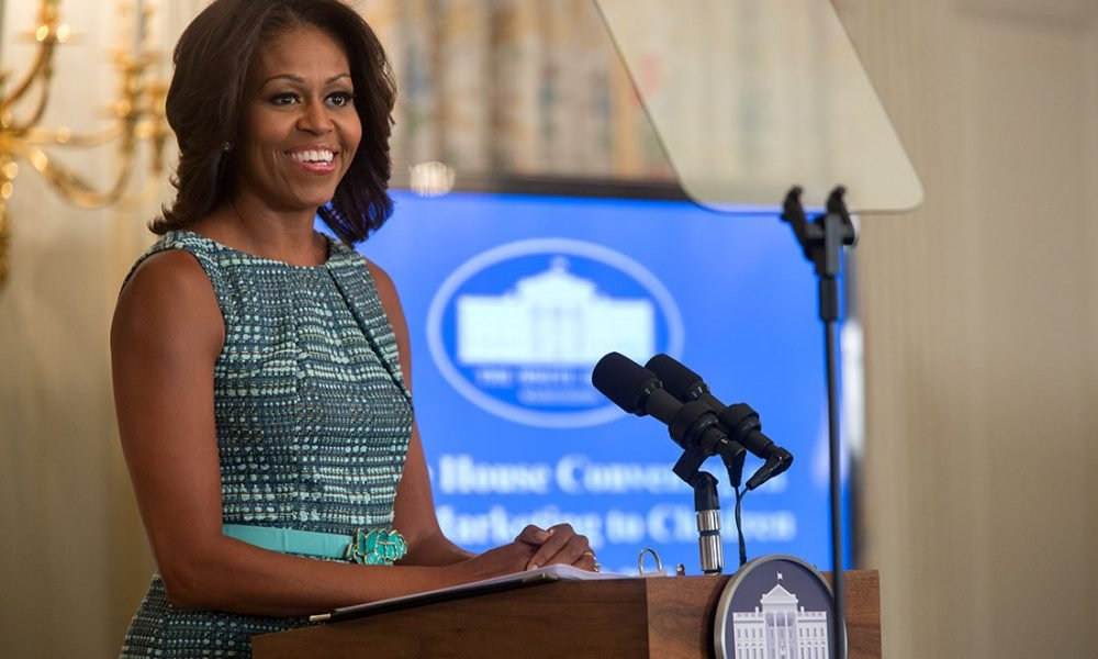 "MICHELLE OBAMA: I smoked marijuana in high school. ""That was what I did."""