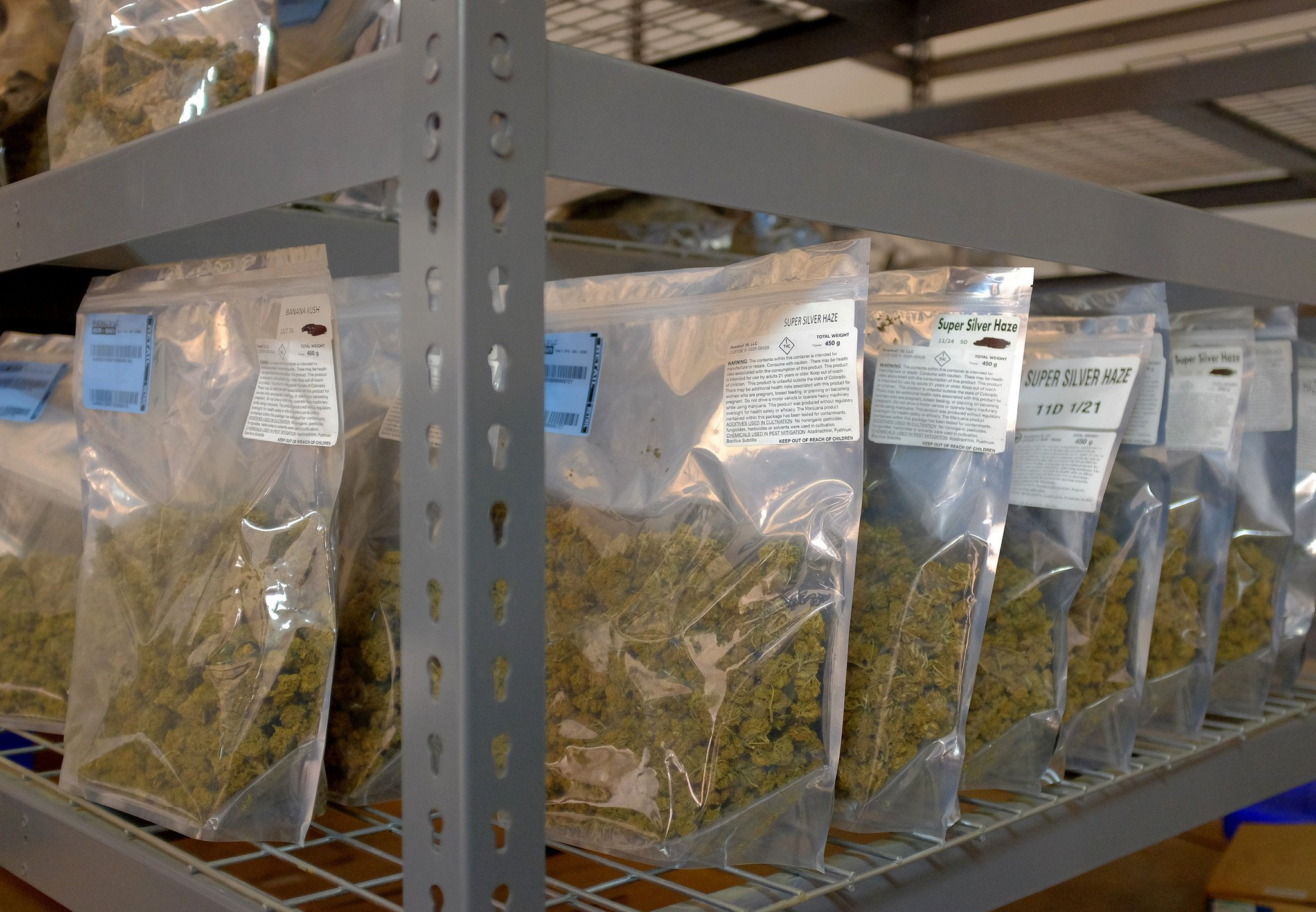Marijuana is getting cheaper. For some states, that's a problem.
