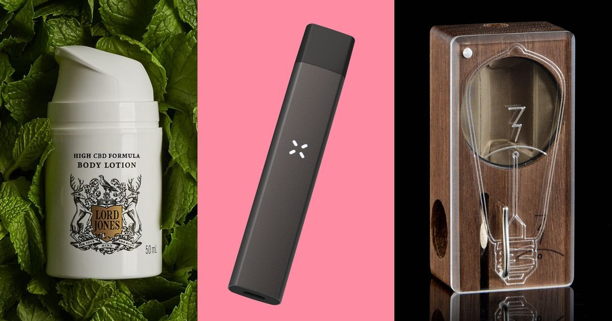 15 Weed themed gifts for the holidays from Mashable.