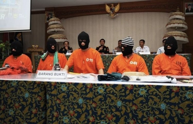 British Man Faces Death Penalty for Cannabis Oil possession in Bali