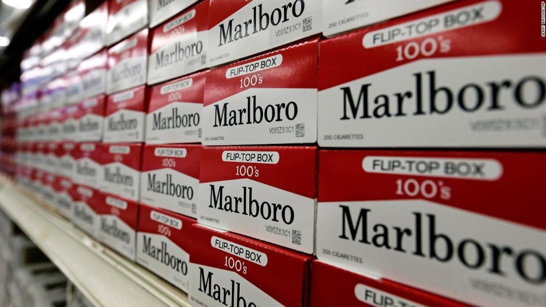 Marlboro owner invests $1.8 billion in marijuana