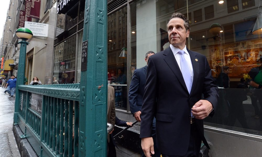 New York Governor Will Outline Plan To Legalize Marijuana On Monday