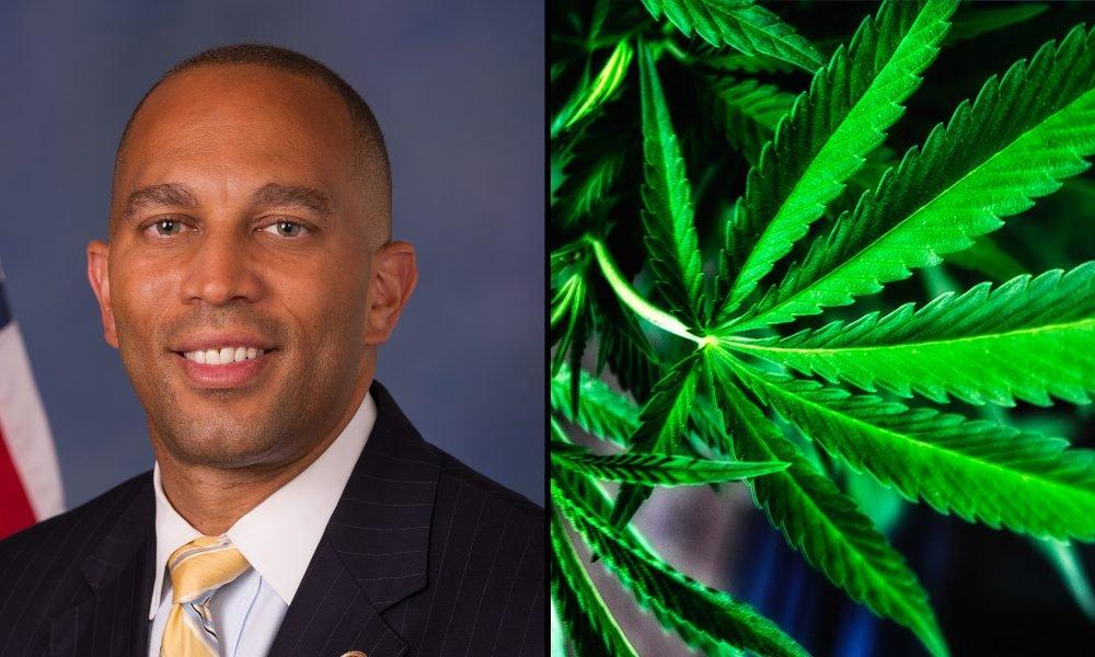 POLITICSHigh-Ranking House Democrat Calls On Congress To Decriminalize Marijuana As 'Next Step
