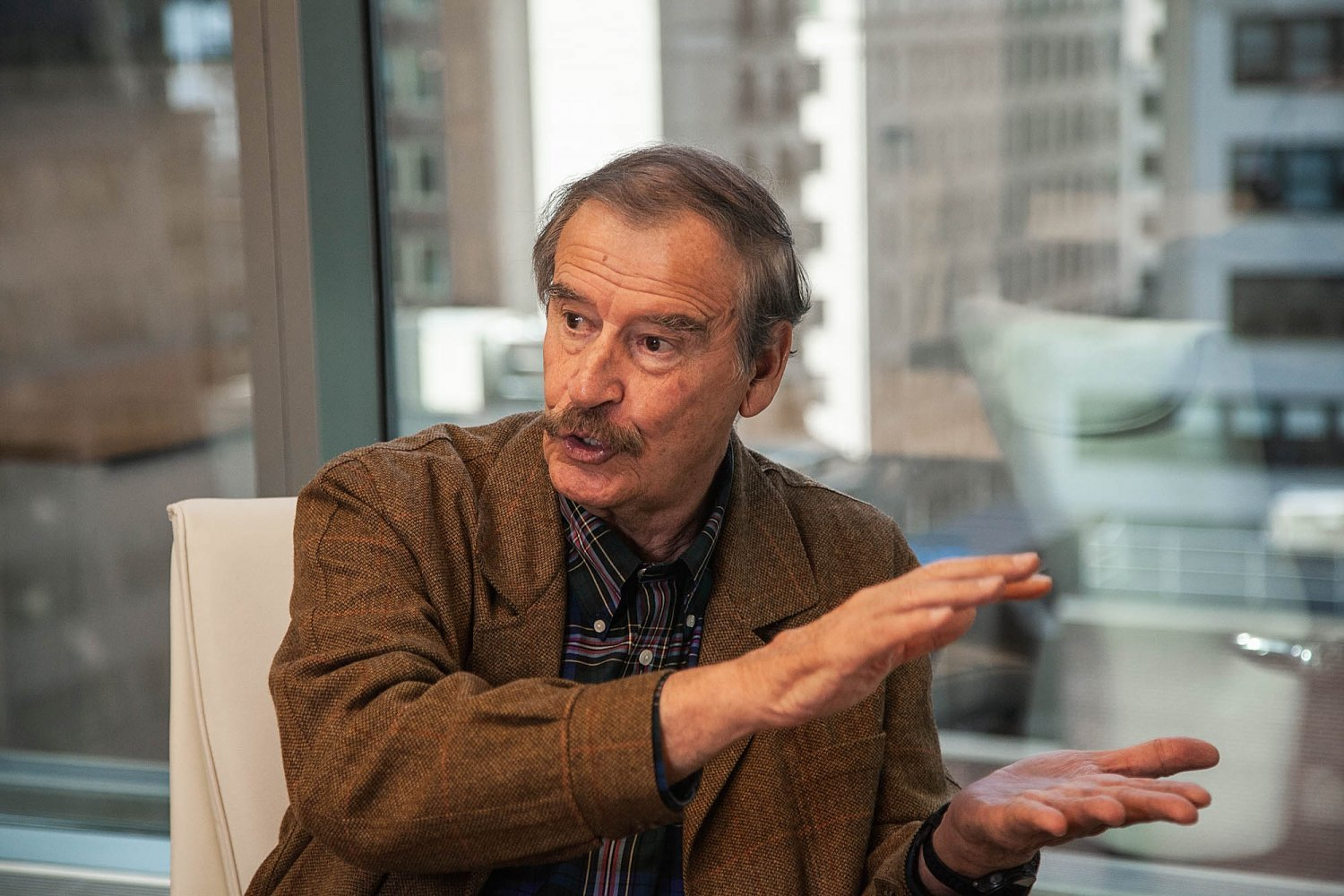 Video exclusive: Vicente Fox on Khiron Life Sciences, ethical leadership, and the rise of the Mexican cannabis industry