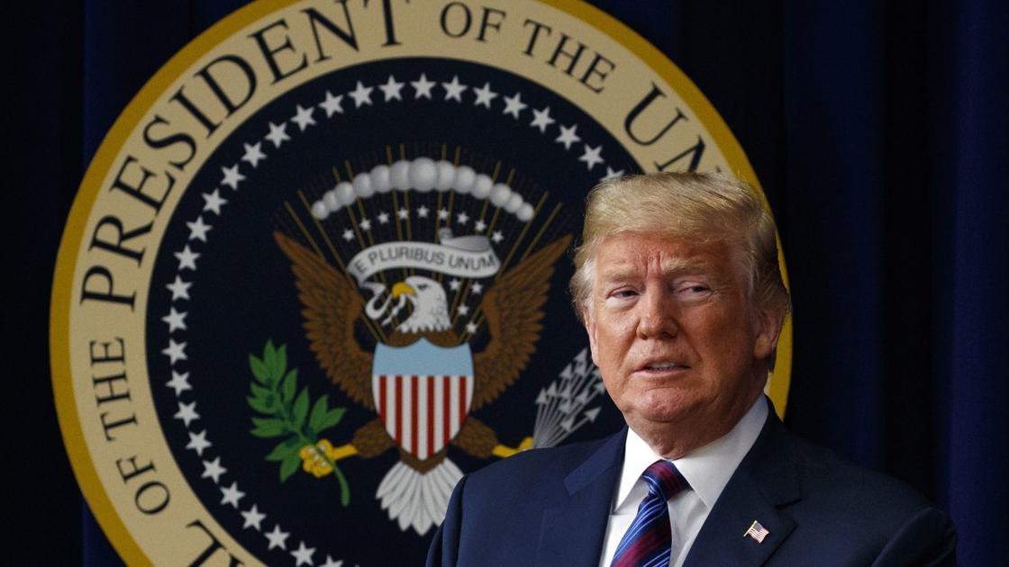 WATCH LIVE: President Trump signs $867 billion farm bill