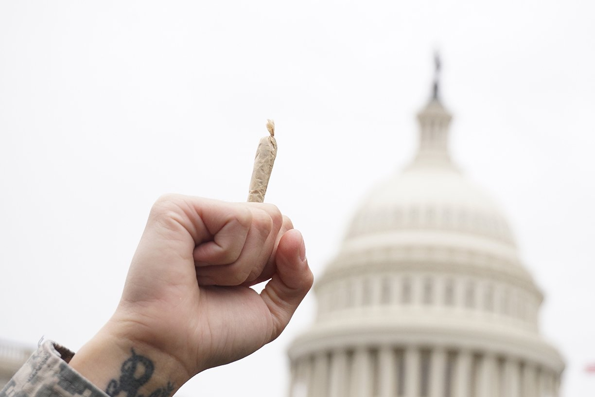 Cannabis in Congress: Why Federally Legal Weed Could Soon Be a Reality