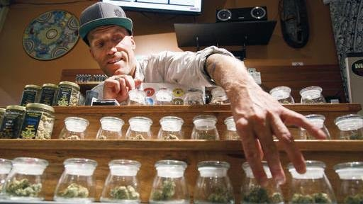 Forbes list says Illinois is one of the next states to legalize pot