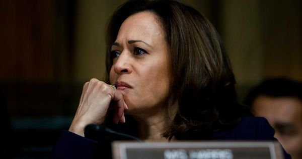 Kamala Harris Calls For Legalizing Marijuana And Ending War On Drugs In New Book