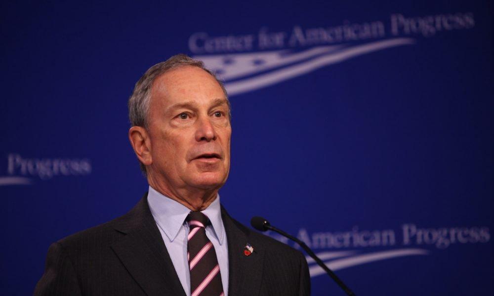 Potential 2020 Presidential Candidate Michael Bloomberg Calls Marijuana Legalization 'Nonsensical'