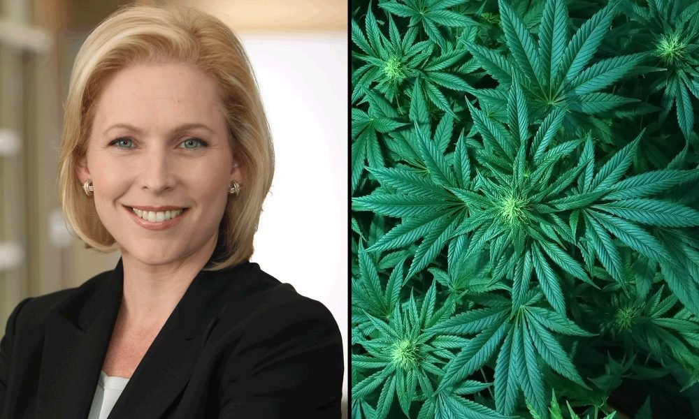 Where Presidential Candidate Kirsten Gillibrand Stands On Marijuana