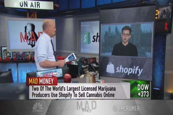 E-cannabis: Shopify Chief Operating Officer Harley Finkelstein talks about the company's push into the Canadian cannabis sector