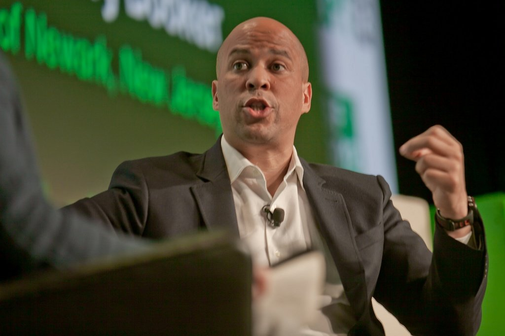 Sen. Cory Booker calls for marijuana legalization to fire up his 2020 presidential bid