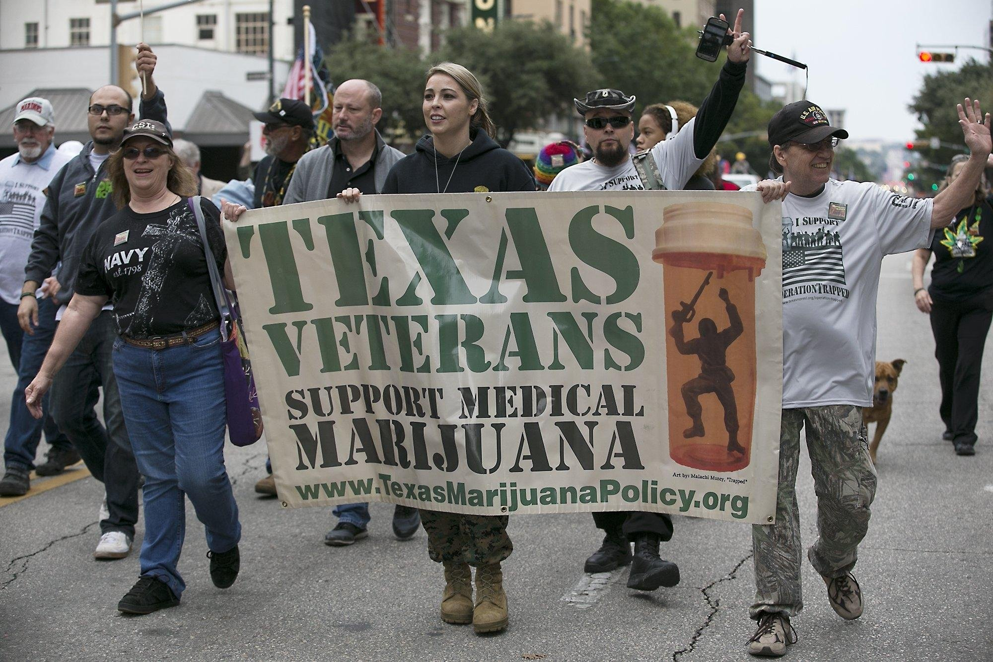 """Texas legislator calls for every mention of """"marihuana"""" in TX legal code to be changed to """"cannabis"""""""