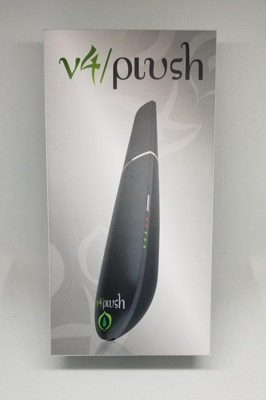 V4/plush Dry Herb Vaporizer Review